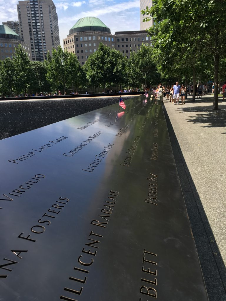 Remembering 9/11 at the the National September 11 Memorial & Museum