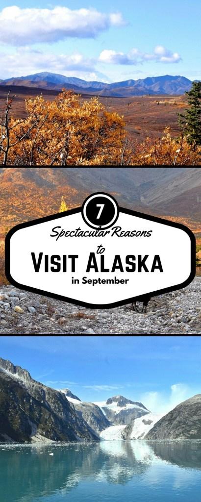 Seven Spectacular Reasons to Visit Alaska in September