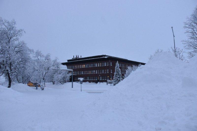Kiruna Townhall