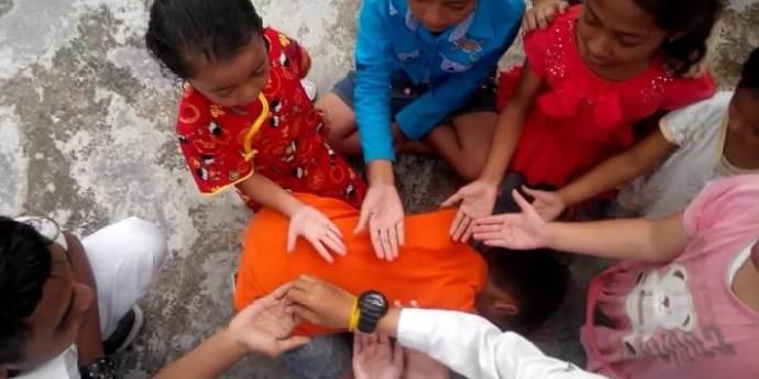 Permainan Tradisional Cublak-Cublak Suweng