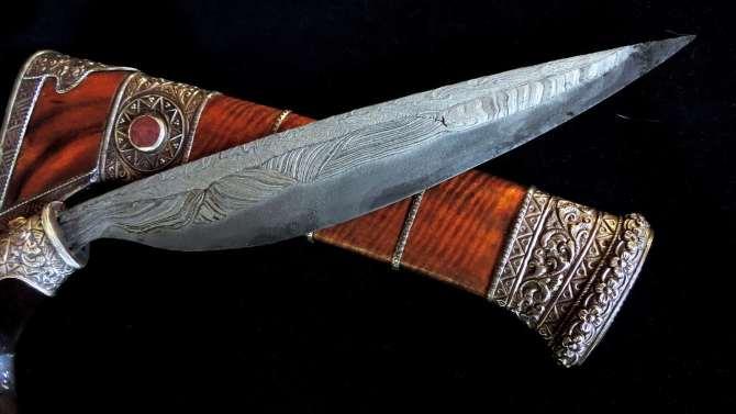Senjata Tradisional Banggo