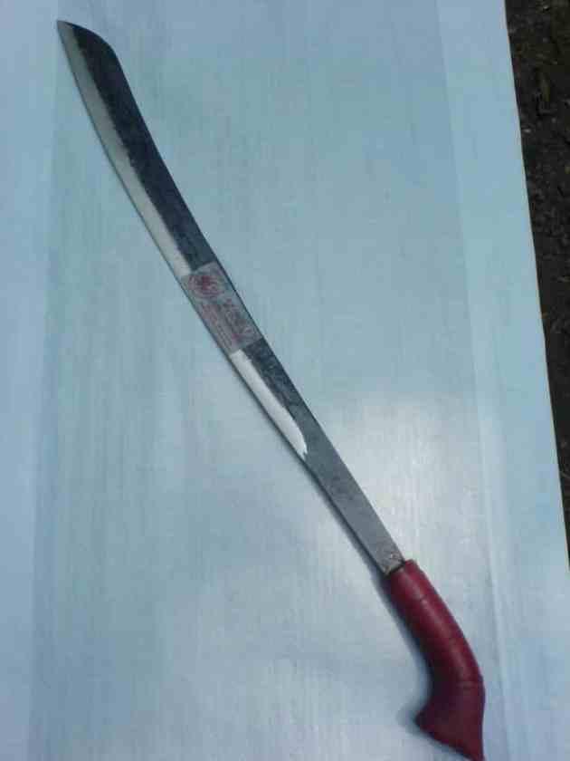 Senjata Tradisional Kandawulo