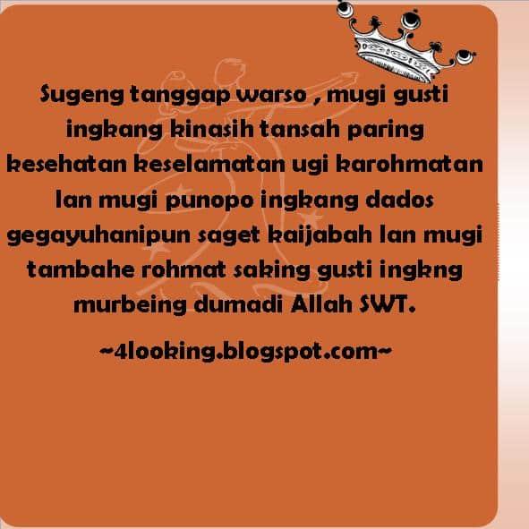Newest 12 Ucapan Ulang Tahun Lucu Bahasa Jawa Terupdate