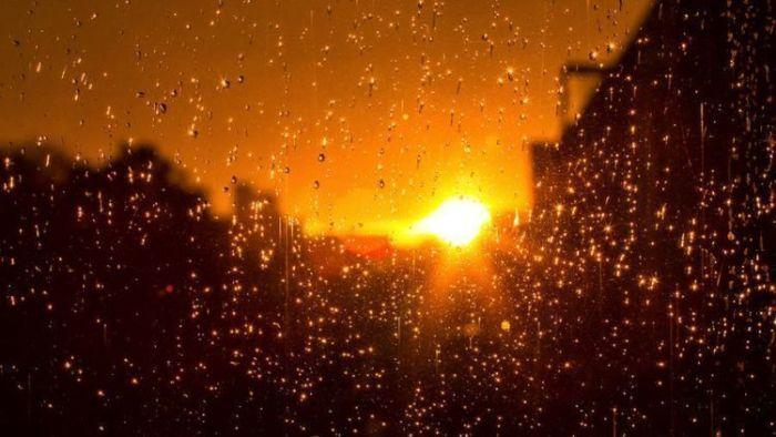 Masih Tentang Hujan dan Senja