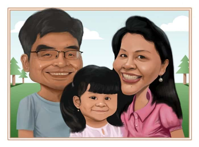 Contoh Gambar Ilustrasi Karikatur