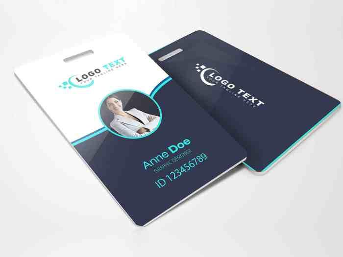 ID Card Ukuran Standar Internasional