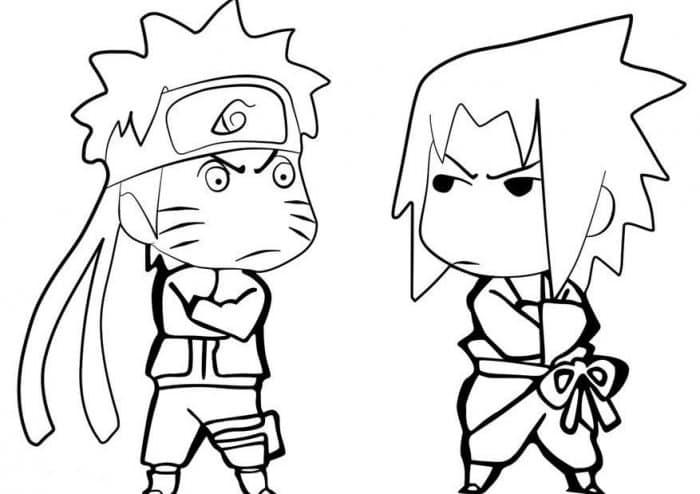 Karikatur dengan Tema Gambar Anime