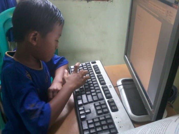 Kisah Lucu Pelajaran Komputer