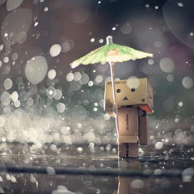 Kisahku dan Hujan