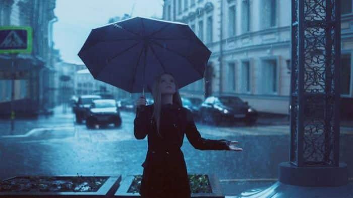 Ku Sambut Hujan