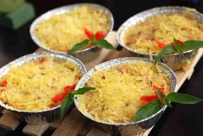 Makaroni Skotel Menggunakan Rice Cooker