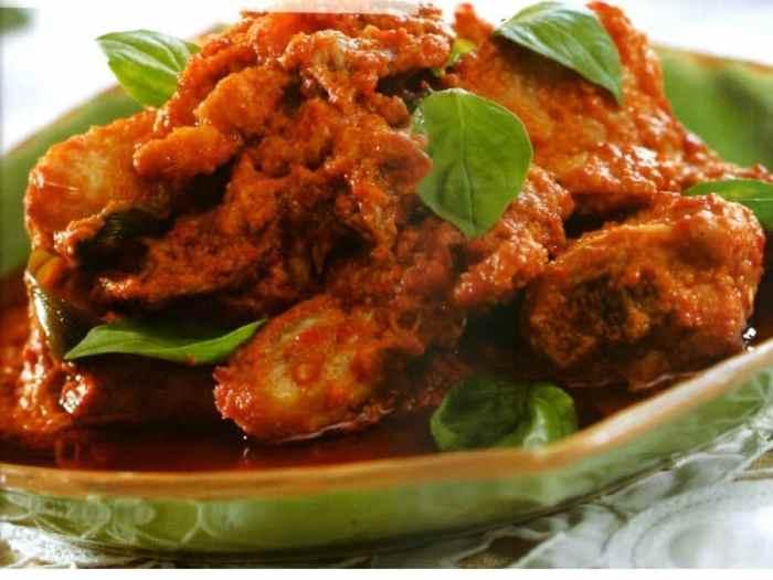 Resep Ayam Rica Rica Pedas Lezat