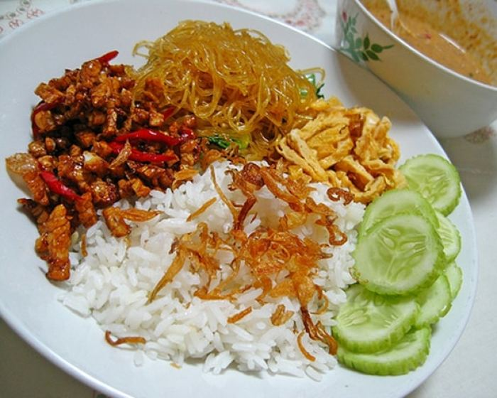 Resep Bihun Goreng Nasi Uduk