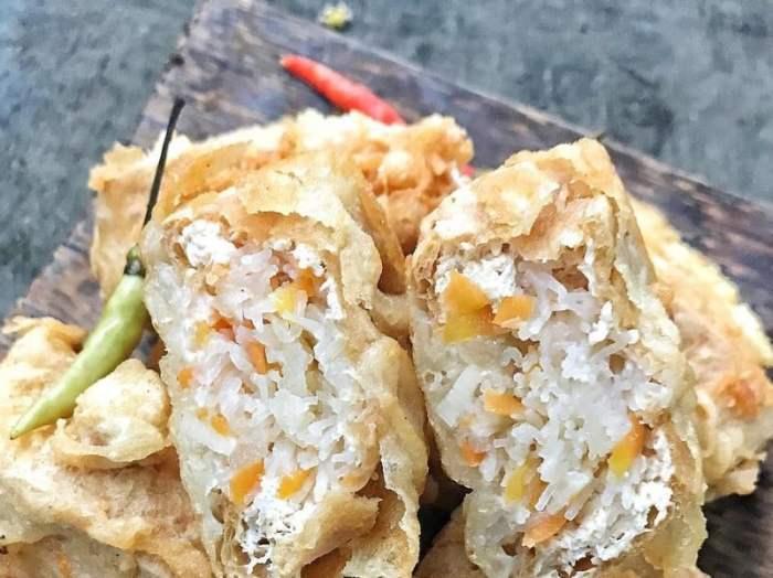 Resep Nugget Tahu Bihun