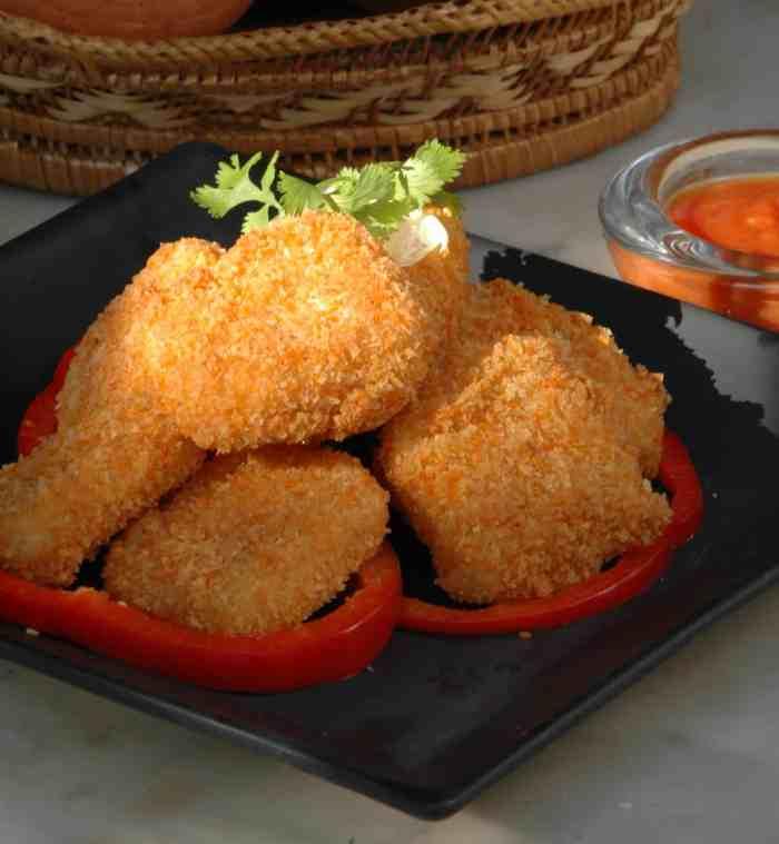 Resep Nugget Tahu Crispy