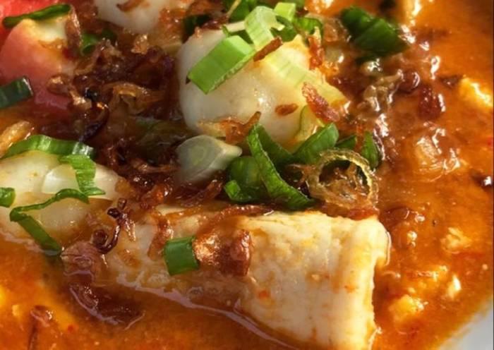 Seblak Seafood