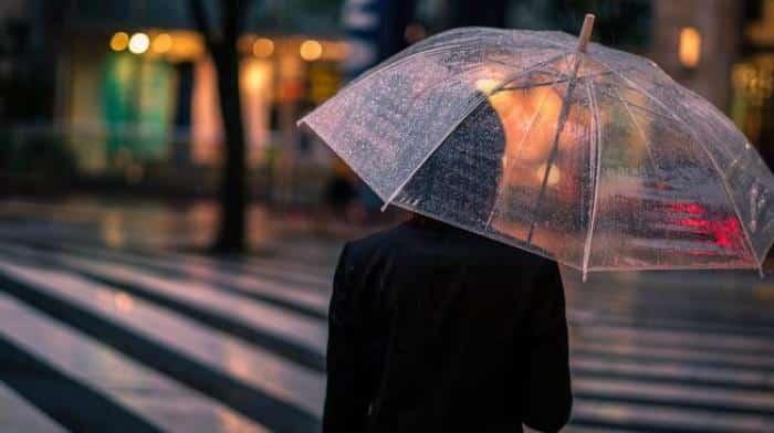 Titisan Hujan Bersama Nyanyian Syahdu