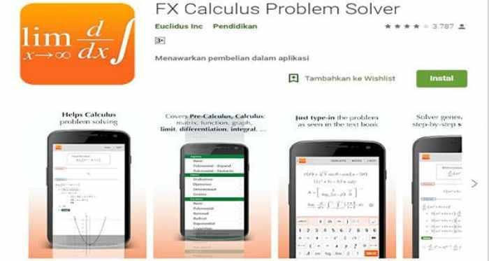 Aplikasi FX Calculus