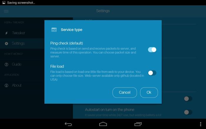 Aplikasi Penguat Sinyal-HSPA + Tweaker