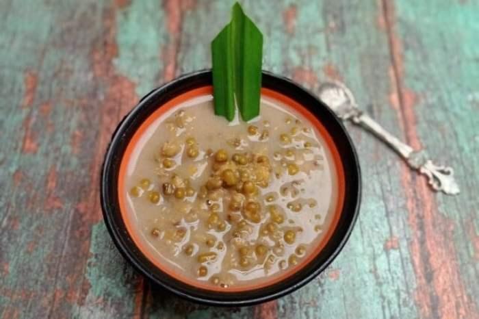 Bubur kacang hijau praktis
