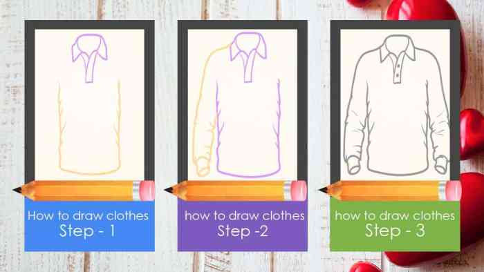 Learn to Draw Clothes