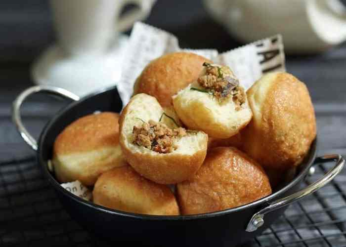Resep Roti Goreng Isi Sapi