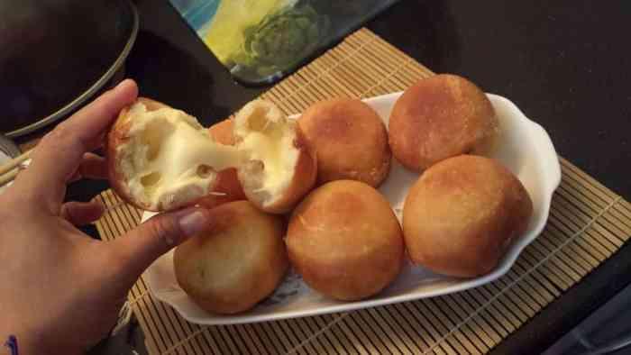 Roti Goreng isi Keju