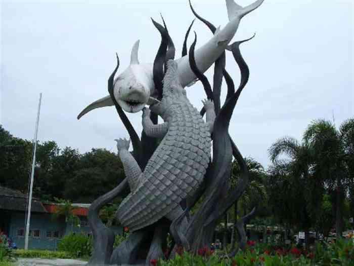 Sejarah dan Asal Usul Kota Surabaya
