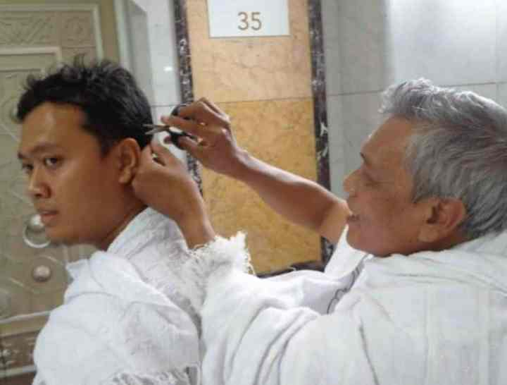 Tahallul Merupakan Rukun Haji yang Kelima