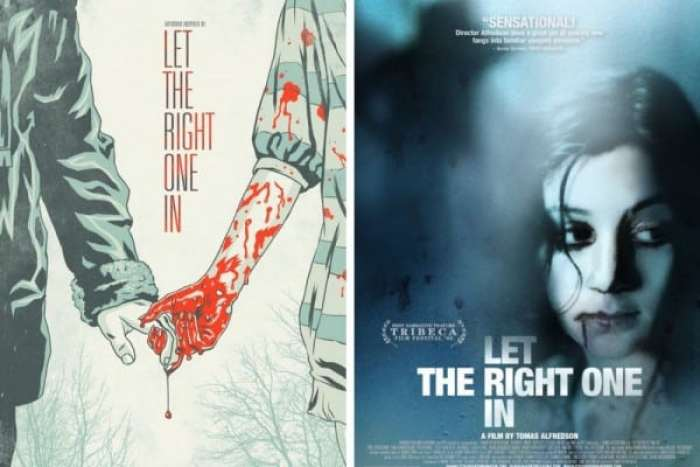 Film Horor Terbaik, Let The One In (2008)