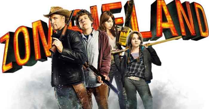 Film Horor Terbaik, Zombie Land (2009)