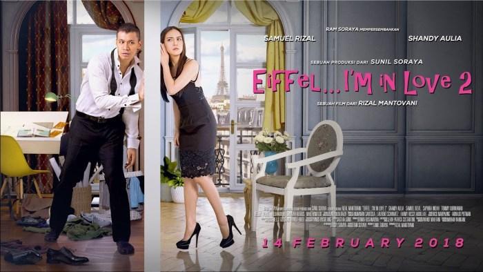 Film Indonesia Terbaik, Eiffel I'm In Love