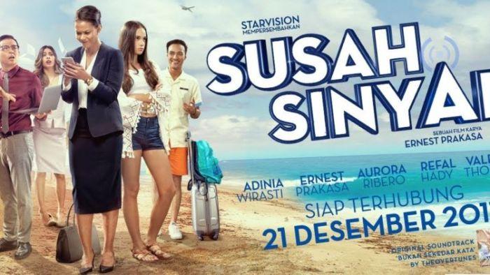 Film Indonesia Terbaik, Susah Sinyal
