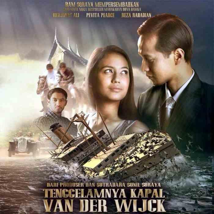 Film Terbaik Indonesia, Tenggelamnya Kapal Van Dr Wick