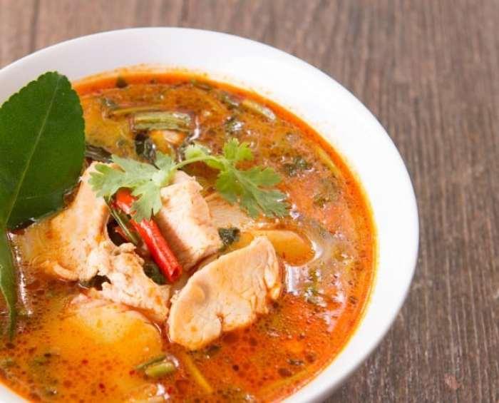 Resep Tom Yam Ayam