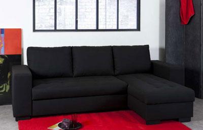 s lection de canap s en promotion chez conforama. Black Bedroom Furniture Sets. Home Design Ideas