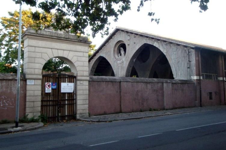 Arsenale Pontificio per il Made in Rome