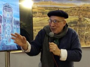 """il Prof. Giancarlo Micheli al Foro dell'Artigianato Artistico per il """"Made in Rome"""""""
