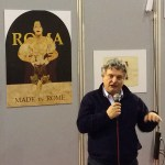 """Armando Soldaini al Foro dell'Artigianato Artistico per il """"Made in Rome"""""""