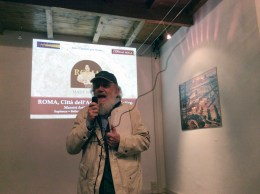 Giuseppe Ragnetti al Made in Rome open day