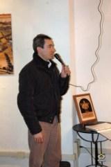Luigi Gentili al Made in Rome open day