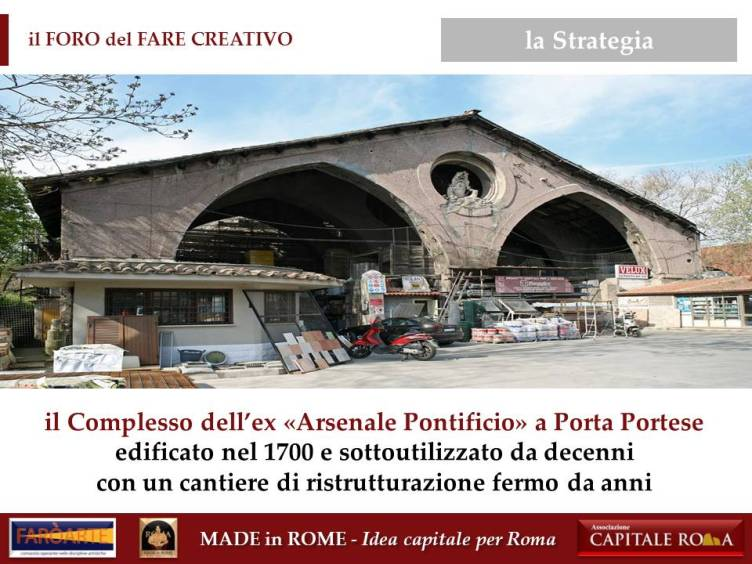 il Foro del Fare Creativo del Made in Rome