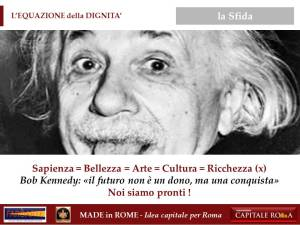 la Sfida del Made in Rome