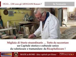 gli Artigiani del Made in Rome