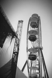 Ferris Wheel Pure Aloha