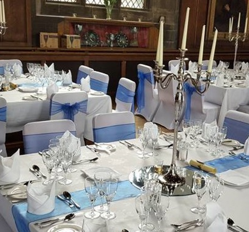 chair covers north east barcelona replica venue styling south shields room deco ref sp004