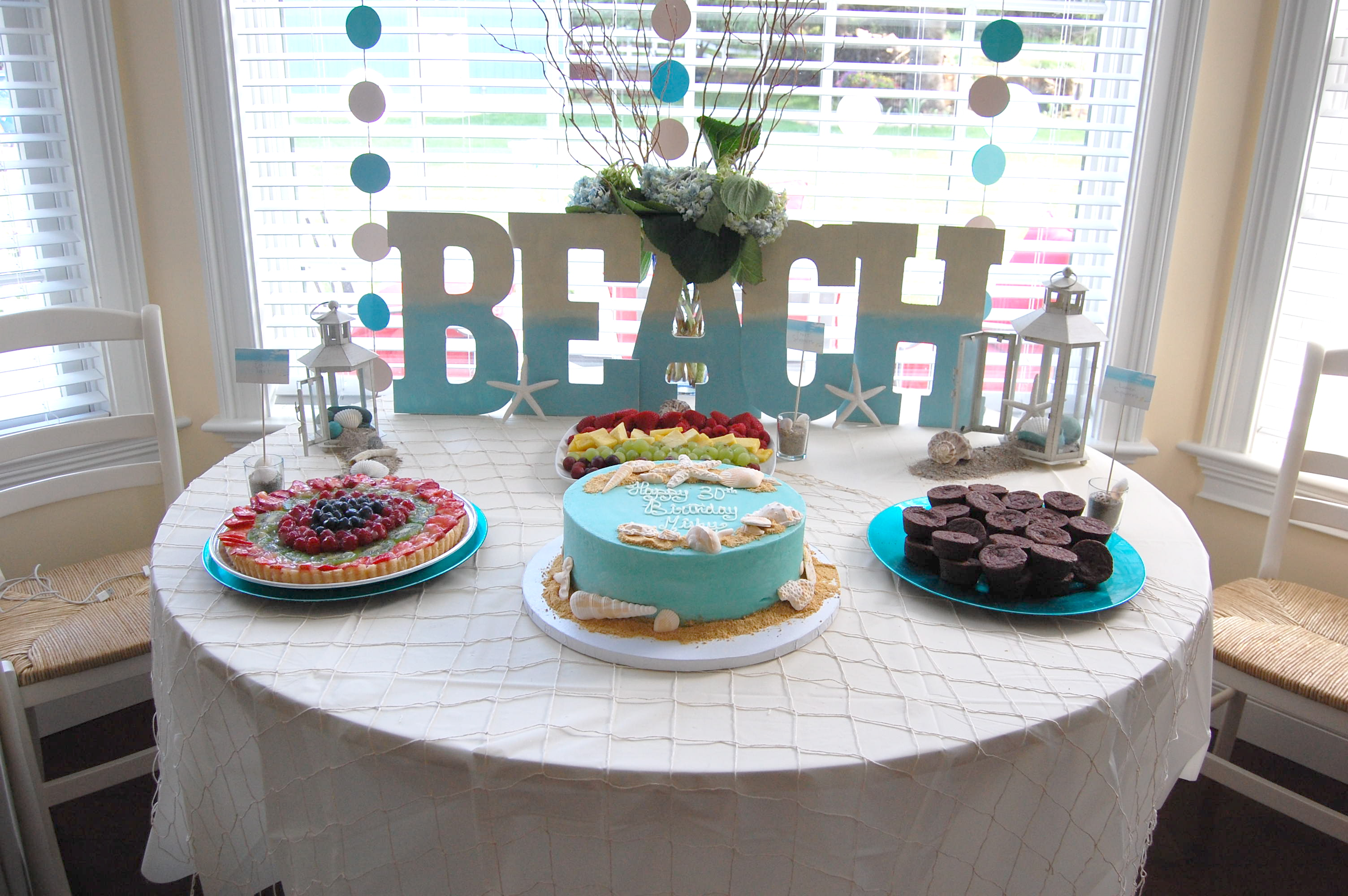 Beach Theme Party  Made2style