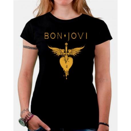 women bon jovi gold