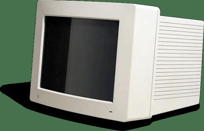 AppleColor High-Resolution RGB Monitor