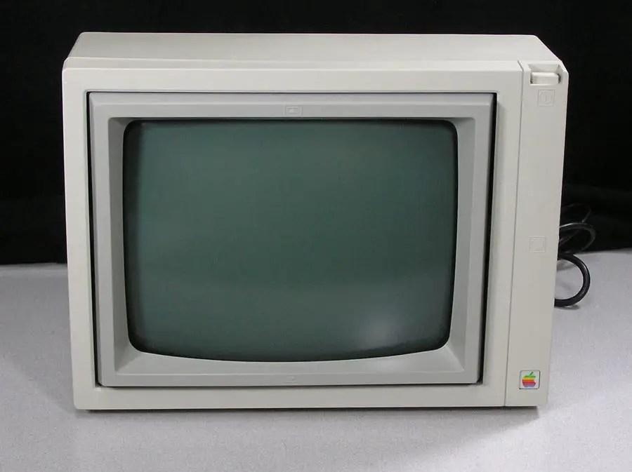 Apple Monochrome Monitor IIe
